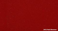 3452 Red Shimmer