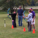 Outdoor Archery Sept 2017