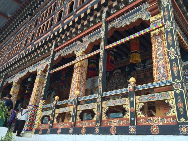 Dzong Exterior