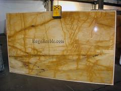 Giallo Siena 2cm  marble slabs for countertops copy