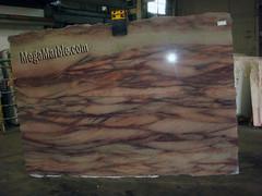 Deep Purple 3cm  marble slabs for countertops