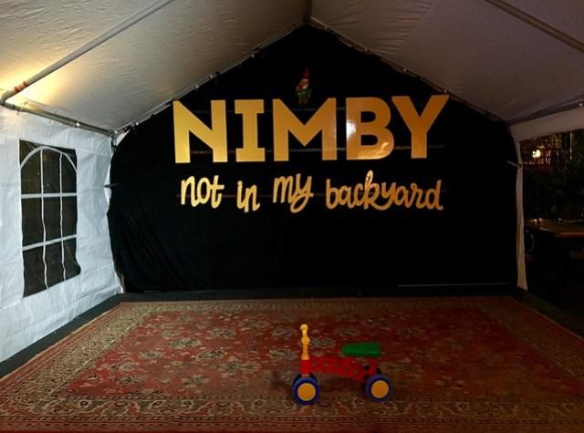 Hoe die thuisgekomen is... #nimby17