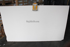 French Limestone H 3cm marble slabs for countertops