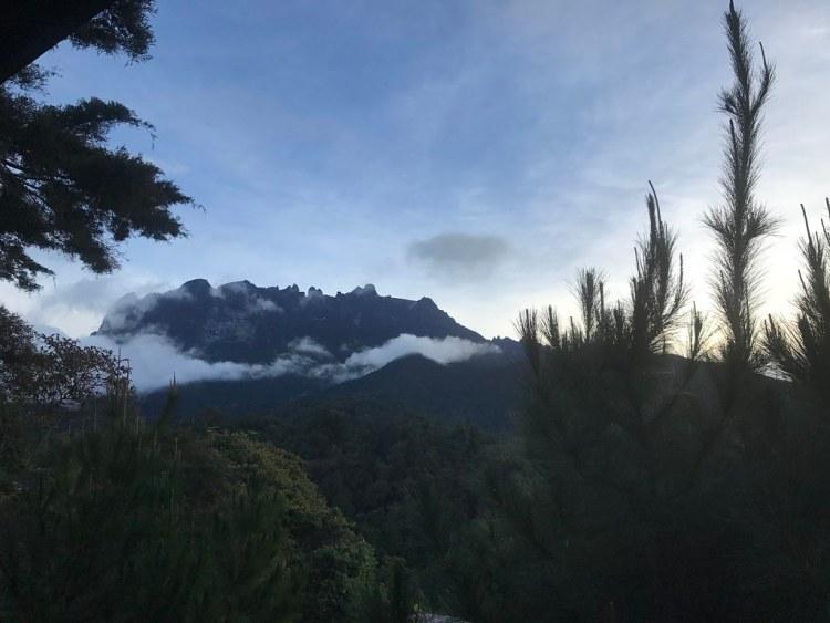 Mount Kinabulu Sunrise