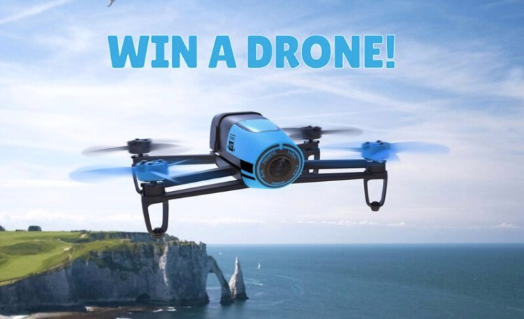 Travello Drone Contest