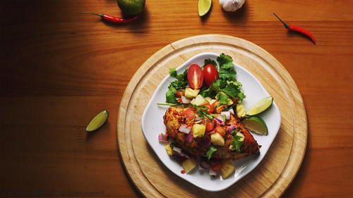 Low carb Grilled Chicken Breast with Lime – Body fit Recipe