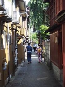 Kanazawa Geisha District