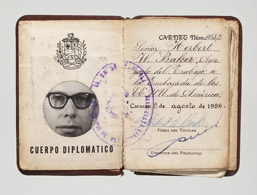 Diplomatic Corps Identification Card
