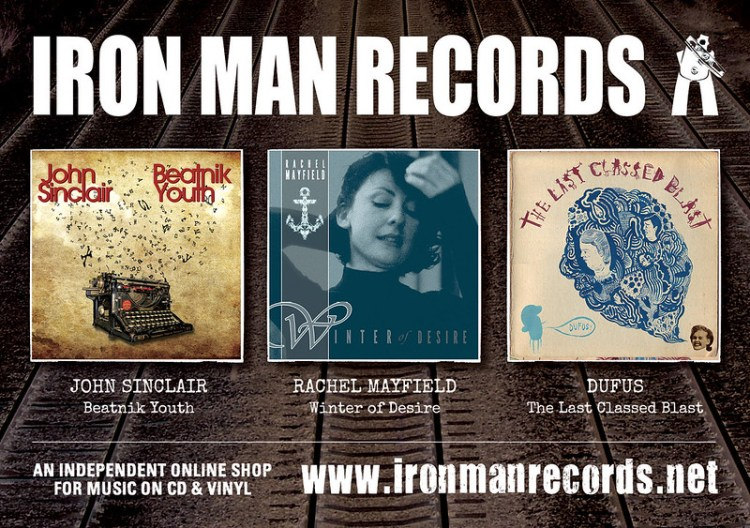 Iron Man Records - John Sinclair, Rachel Mayfield, Dufus