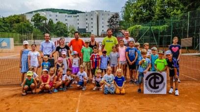 Familiensommer 2017 - Tennis-Schnupperstunde