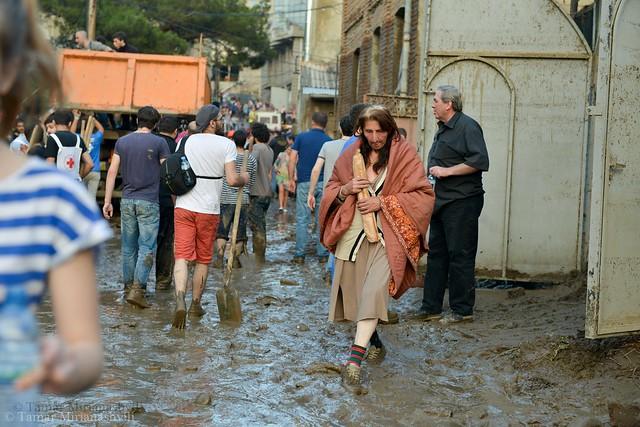June 13 - Tbilisi Flood