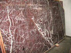 Marble Slab ROSSO LEVANTO ITALIAN