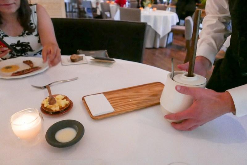 Buttermilk butter from Blue Hill farm of Great Barrington, MA