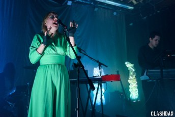 Austra @ Motorco in Durham NC on January 29th 2017