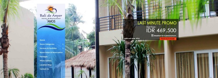 Bali de Anyer Hotel And Restaurant
