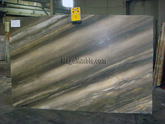 Fashion Brown 2cm marble slabs for countertops