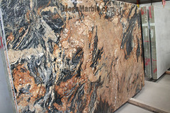 Magma Granite slabs for countertop