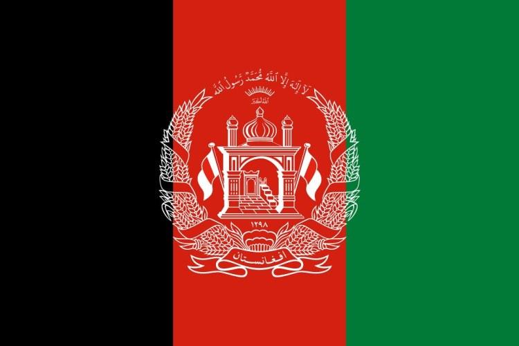 Flag of Afghanistan