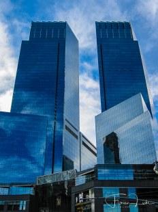 Hochhäuser in New York