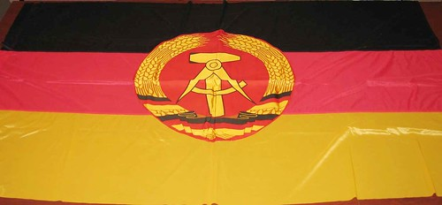 East German Flag