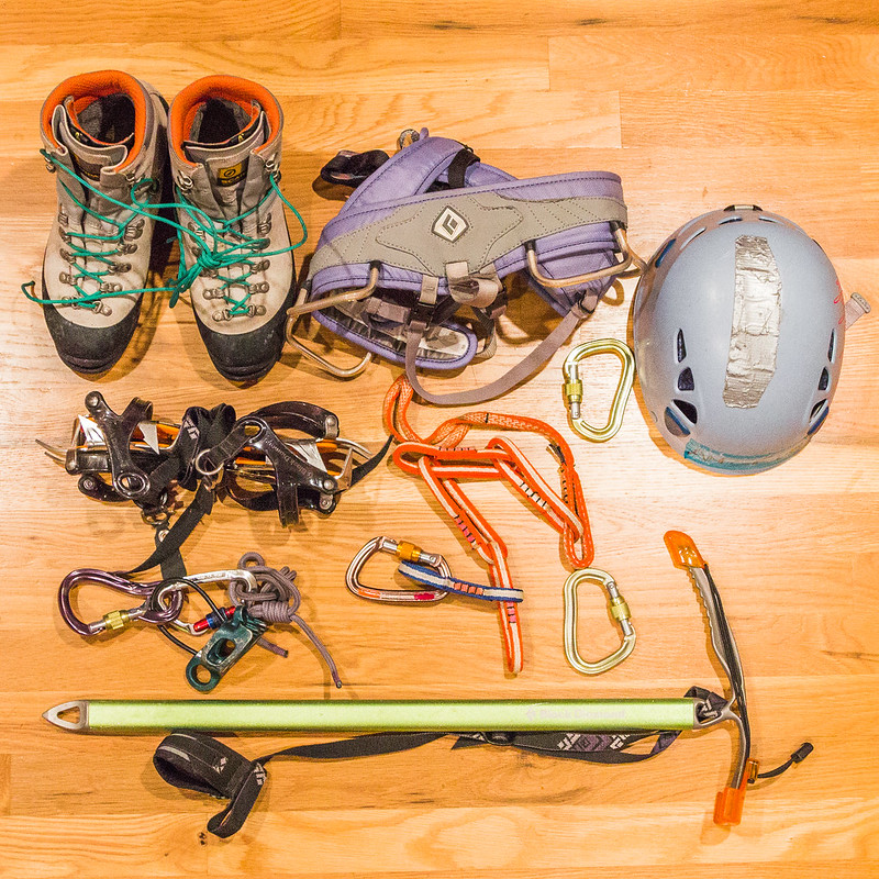 Mountaineering Gear