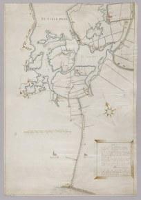 1633 - Uitwatering op het IJ