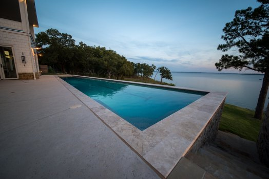 Allison Pools - Contemporary Swimming Pool