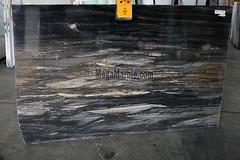 Black Matrix 3cm marble slabs for countertops