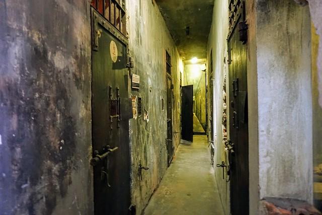 Hoa Lo Prison - Hanoi