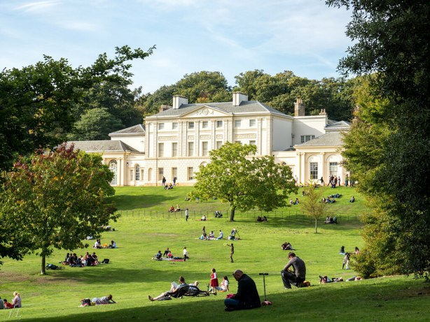 Kenwood House, Hampstead | See more of my photos on Google M... | Flickr