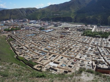 Labrang Living Quarters