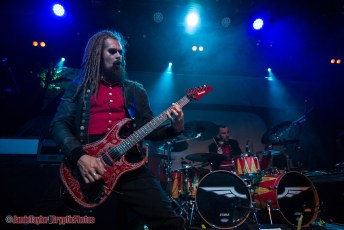 Swedish metal band Avatar at The Commodore Ballroom in Vancouver, BC on November 2nd 2017