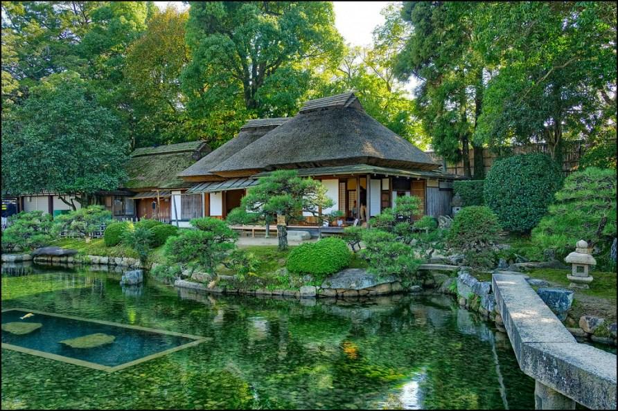 Kora-kuen Gardens, Okayama, Japan.07b