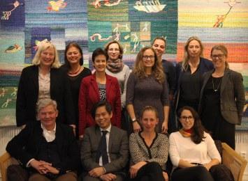 Expert Group Meeting Stockholm