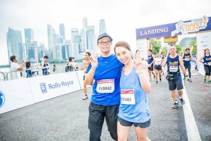 SIA Charity Run 2017
