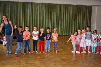 Familiensommer 2017 - Kiddy Dance