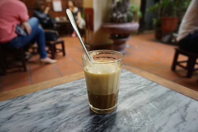 Egg Coffee - Hanoi