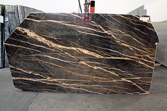 Port Laurent 2cm  marble slabs for countertops