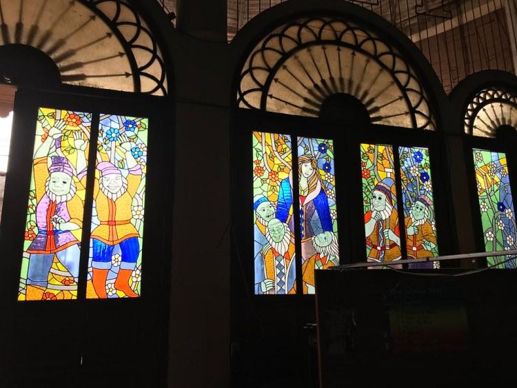 Marabunta Stained Glass