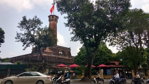 Flag Tower of Hanoi
