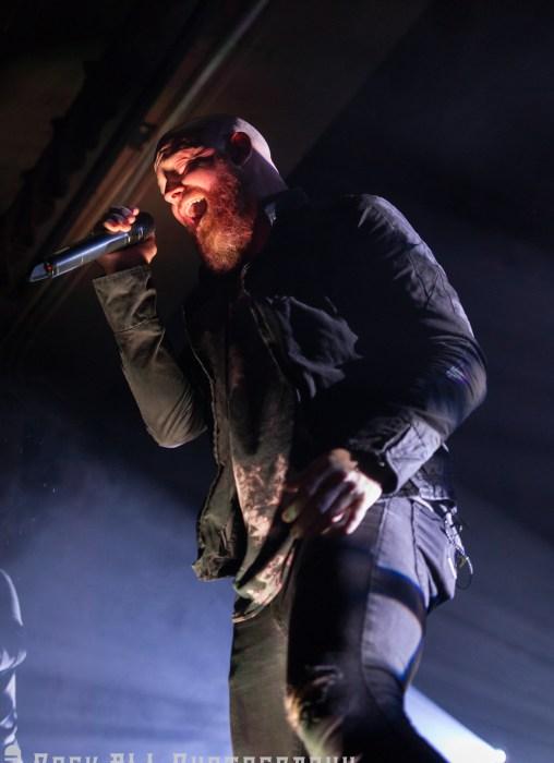 Red Performing At Bogart's Cincinnati 11/4/17