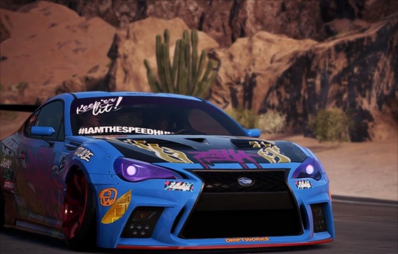 Need For Speed Payback - Drift Run