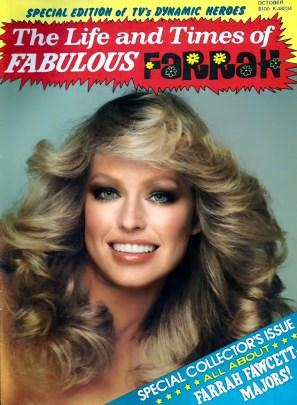 Farrah Fawcett
