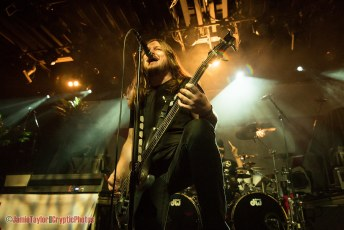 American metalcore band Of Mice And Men at The Commodore Ballroom in Vancouver, BC on November 2nd 2017