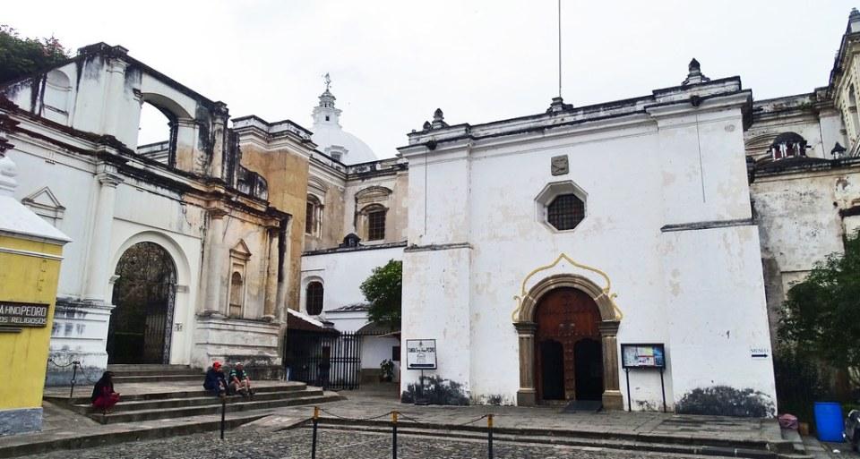 Antigua Museo Hermano Pedro Guatemala 02