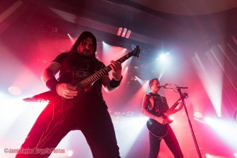 Arch Enemy + Trivium @ The Vogue Theatre - November 23rd 2017