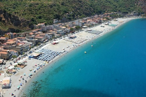 Beach of Scilla