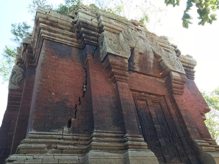Phnom Da, Cambodia