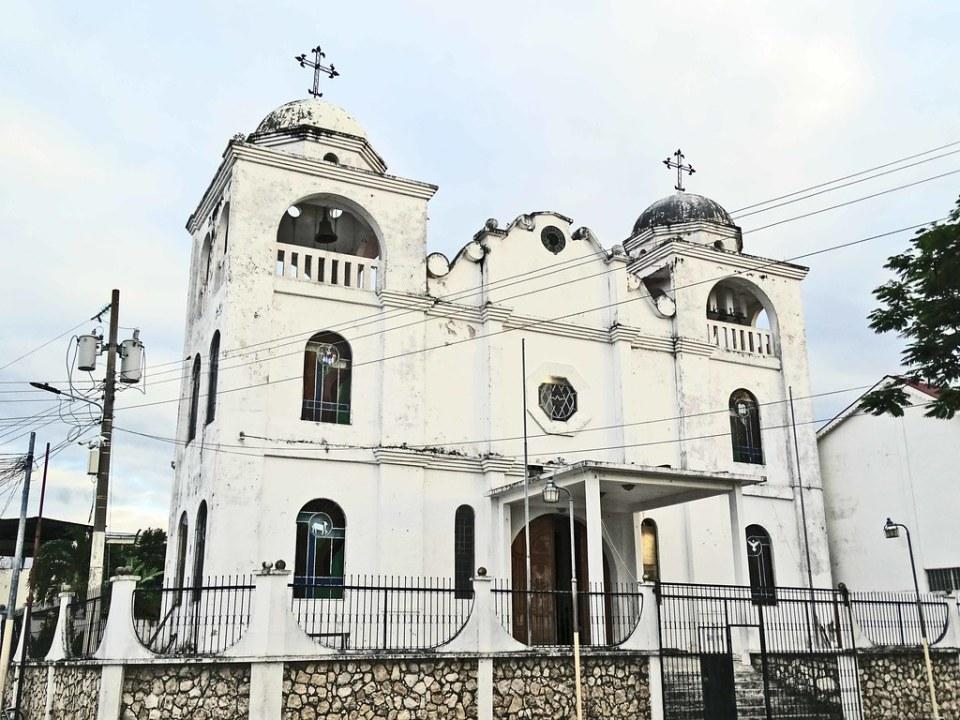 Catedral de Nuestra Señora de los Remedios y San Pablo de los Itza Flores Guatemala 01