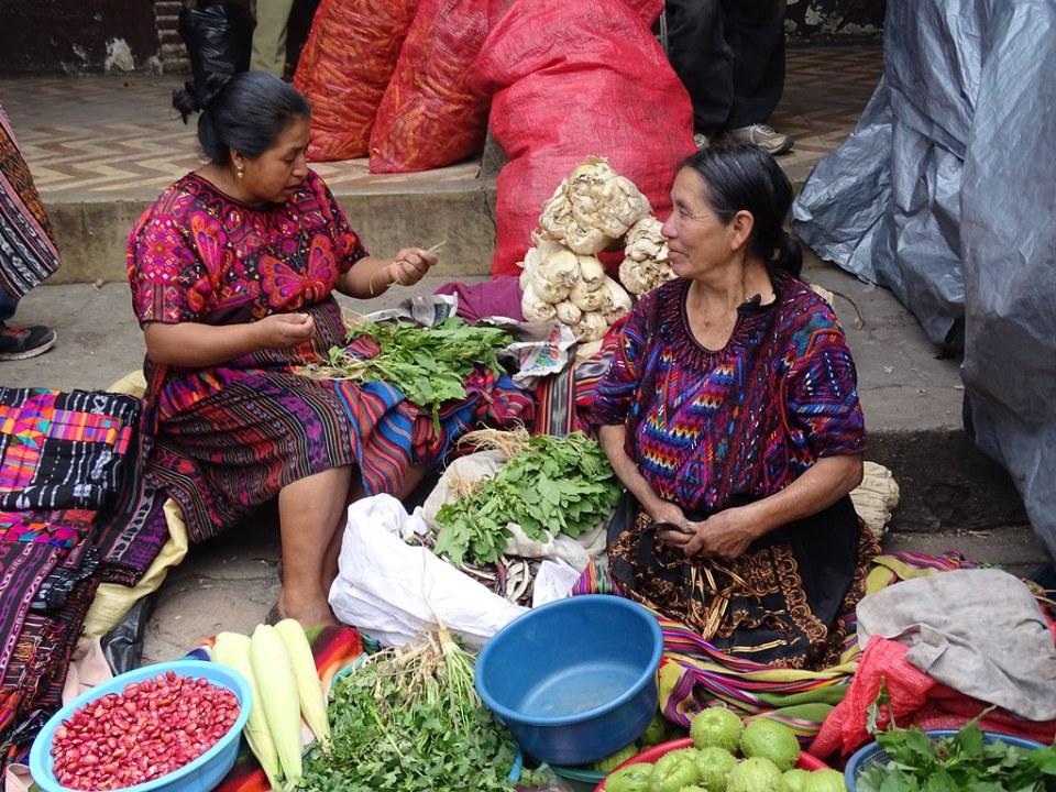 Chichicastenango Su gente Guatemala 07